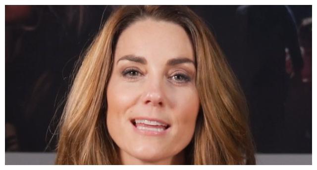 剑桥公爵夫人视频露面,与护士的视频通话,称赞前线的工作人员