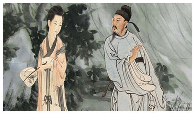 """宋代最浪漫的""""爷孙黄昏恋"""":因一首爱情诗,18岁官妓嫁老翁"""