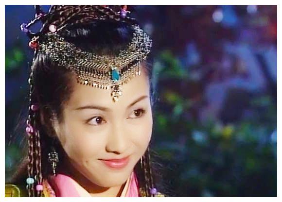 黎姿的赵敏,章子怡的小妹,陈玉莲的小龙女,唐宁的师妃暄,谁美