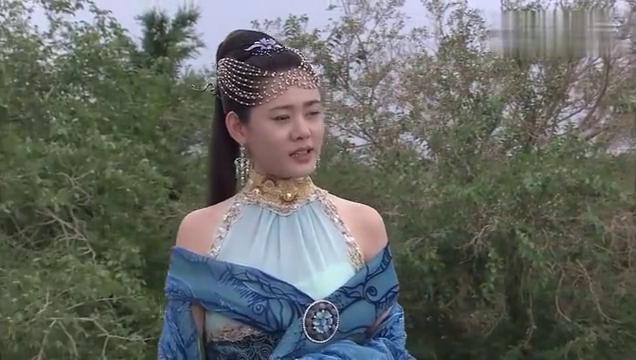 楚留香传奇:王妃私下会面楚留香,还被毫不留情揭穿了真面目