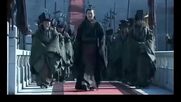 吕蒙夺荆州打败关羽却被孙权抓了,孙权又试探陆逊,陆逊机智化解