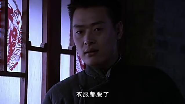 杨德龙来找杨立春,但是杨立春装作一副生病的呛组织了他
