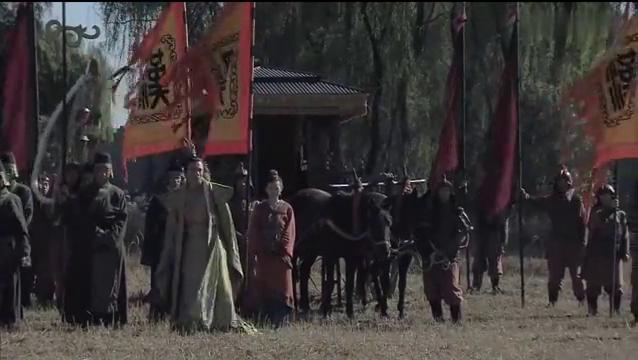 大风歌:赵王不听老人言,竟敢回来吊唁先皇,急的樊哙找周勃救他
