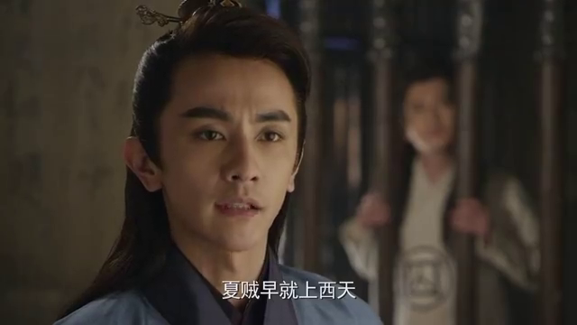 开封府:张子荣来到开封府狱中,劝说张子雍说出替考之人