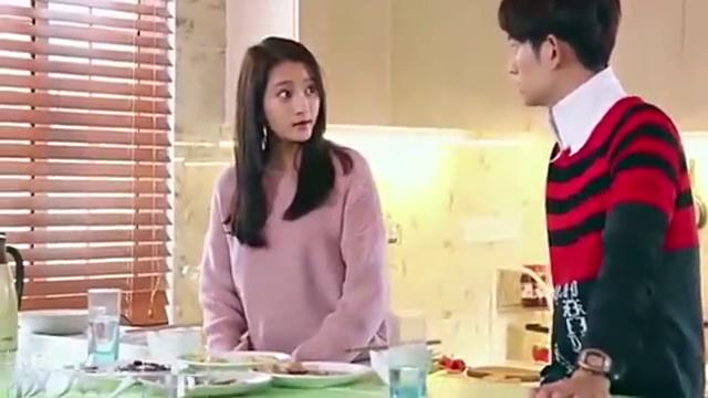 极光之恋:关晓彤和马可,就为了谁洗碗就吵得不可开交