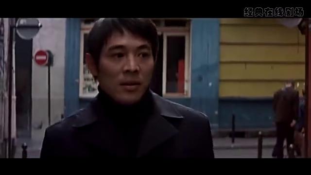 李连杰:剪平头和穿中山装的最好不要惹,李连杰超燃功夫混剪