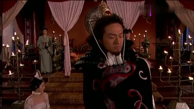 范冰冰饰演的妲己真是祸国殃民,一支舞蹈下来纣王决定废后