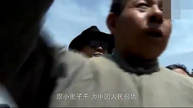日本武士摆擂台,被一个中国街头卖艺戏子暴打,干的漂亮!