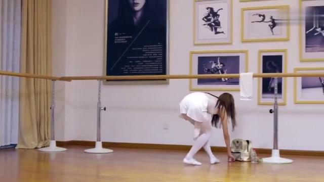 美女为脆骨症女孩编舞,微信小号陌生人帮了大忙!