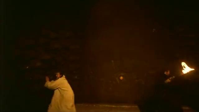 西门吹雪大战兵马俑,真够无厘头的,不过郑伊健很帅