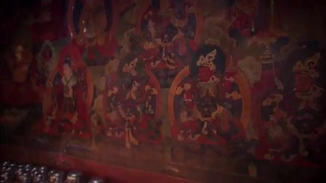 西藏秘密:帕甲给摄政管家行礼,询问佛爷的近况,谁知他做了噩梦