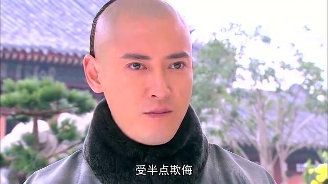山河恋:当面撕毁信件表明忠心,用心良苦希望让皇太极解开心结