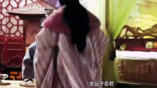 王昭君精心打扮,出场那一刻,倾国倾城,美的不可方物