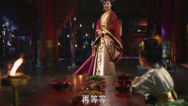 大王看望向夫人惹怒楚威后,小芈月巧舌告知父王