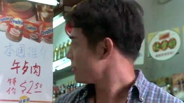 李连杰超市买东西,收银员故意少给他5元,看他怎么要回来的