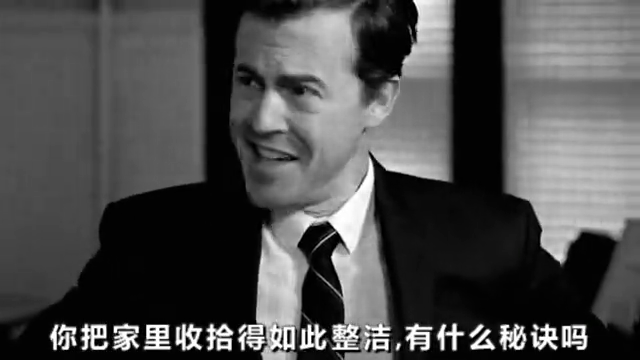 海王代言的硬核男子汉家电广告