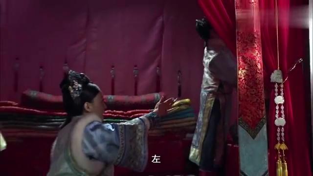 甄嬛传:皇帝养心殿生气,苏培盛还算是个明白人,连忙去请甄嬛!