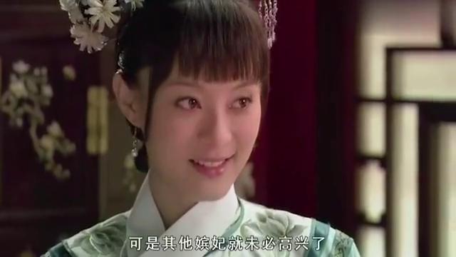 甄嬛传:皇上给甄嬛独一无二的宠爱,眉庄也不吃醋,这才是好姐妹
