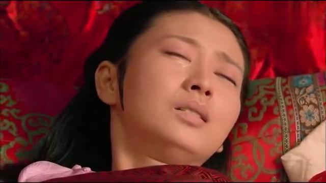 甄嬛传:沈眉庄濒死时,终于听到温实初说爱她,给孩子取名静和!