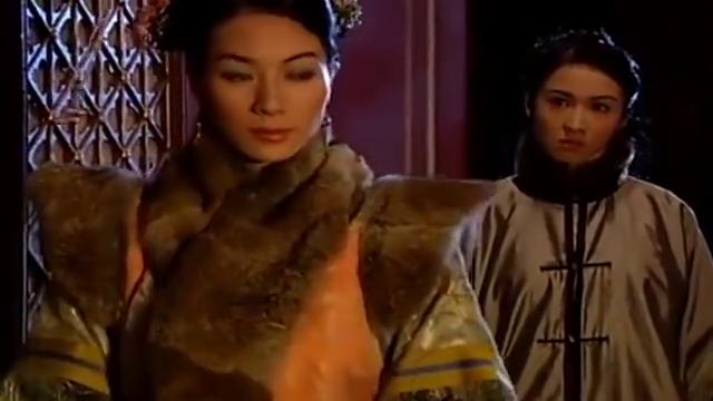 玉莹因白杨被抓而迁怒安茜,福雅为白杨向皇后自首!