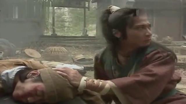 小李飞刀:钱嘉乐的扮相傻乎乎,而傅明宪的扮相却灵动漂亮