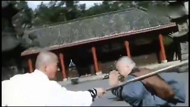一部武侠猛片,樊少皇大战少林十八棍僧,最后还杀出东厂高手