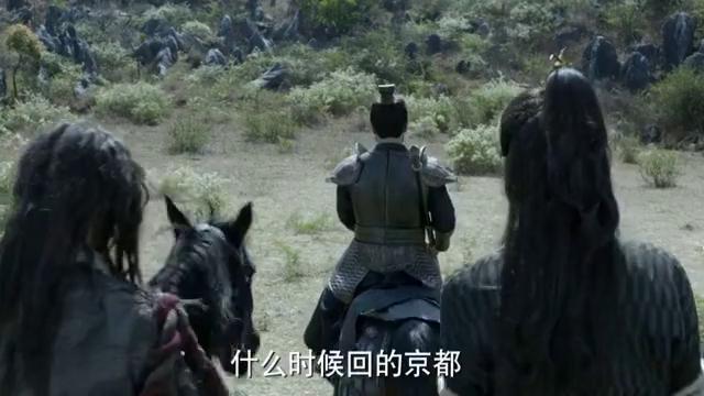 庆余年:肖恩欲带范闲回北齐,其他众人无关精要,燕小乙率卫队追