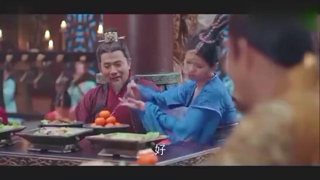胡歌:陛下和长林王的感情真铁,还让太子给长林王拜年