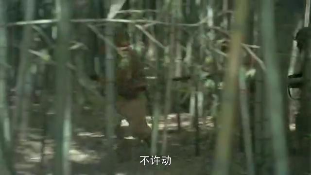 周绍祯与孟云华为躲避日本兵,情急之中滑下井里躲了起来,机智