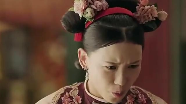 延禧攻略:高贵妃为了得到皇上的宠爱