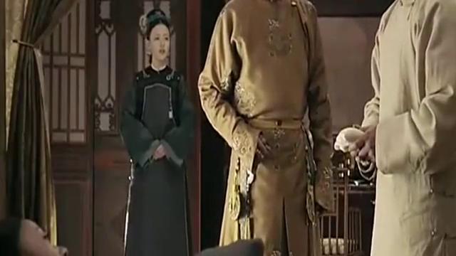 延禧攻略:魏璎珞中毒将死,皇上心疼却无法,不料海兰察回来了