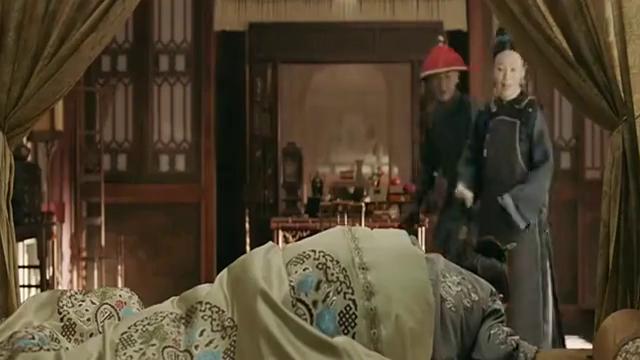 延禧攻略:魏璎珞中毒,傅恒拼死送回解药,临终遗言让人泪目