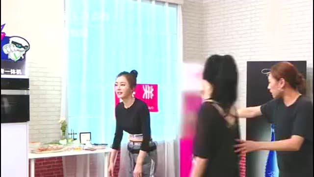 新舞林大会:秦岚练功房为何传来怪声,富察皇后你这样真的好吗