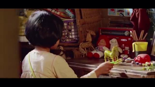 妈妈去世后,女儿被一匹母马照顾长大,韩国催泪电影《方糖》