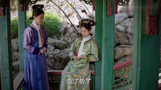 如懿传:王蟾被皇后审问,炩妃慌了,竟然要对公主的孩子下手