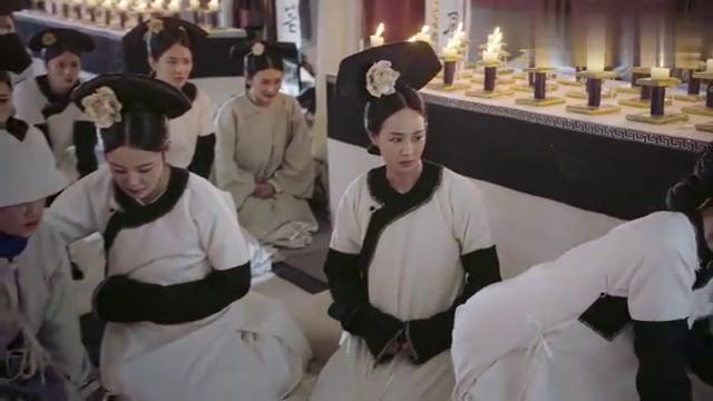 如懿传:纯贵妃醒来后便是求见太后,皇上大怒太后劝说也无用