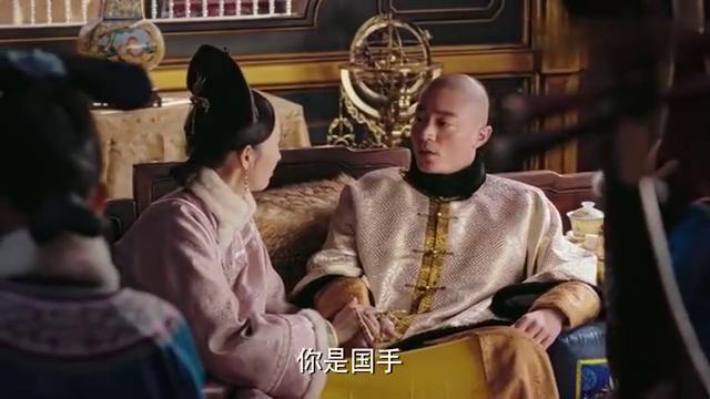 如懿传:婢女和皇帝暗送秋波,贵妃却全然不知!