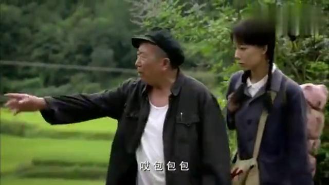 山楂树之恋:静秋来村里实习,村长亲自迎接,让她和女儿住一起