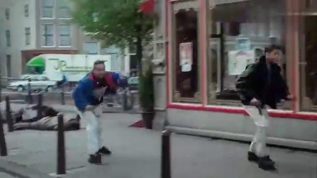 这是乌鸦最嚣张的时刻,荷兰街头枪杀社团大佬,霸气十足!