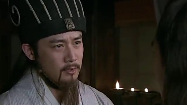 孔明建议刘琦引兵至江陵,以远制近,刘琦大喜