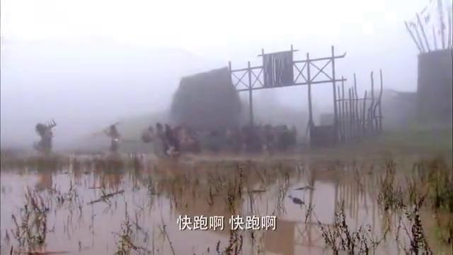 大舜:上古时期洪水冲散了多少家庭啊。
