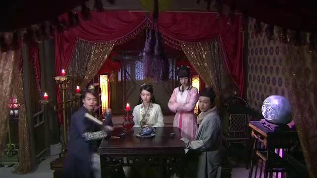 少年神探狄仁杰:童梦瑶的话引起狄仁杰注意,知道凶手作案手法