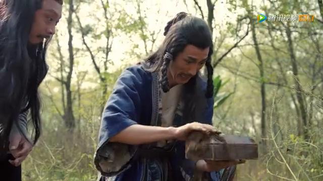 唐三藏法师圆寂,留下一串刻有上古九族,精妙法术的九星天珠