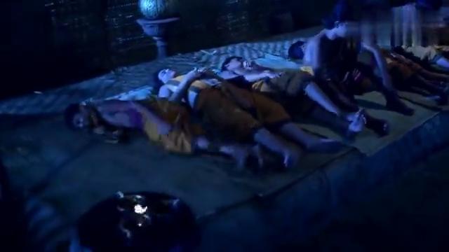 宝莱坞大片:摩诃婆罗多小王子们来到静修林的第一夜,精彩