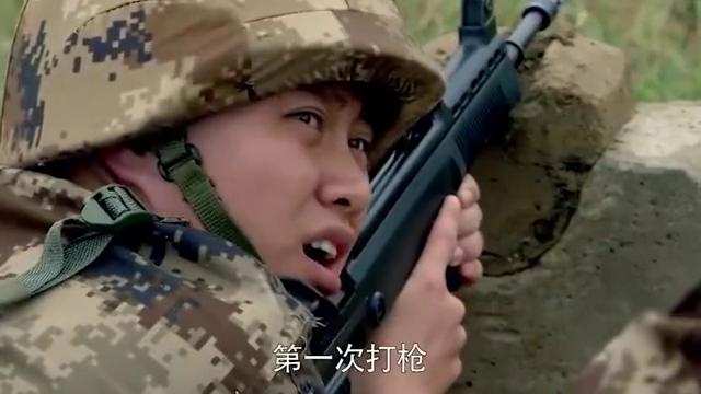 射击考核吴京显神威,100环,部队首长直言神枪手