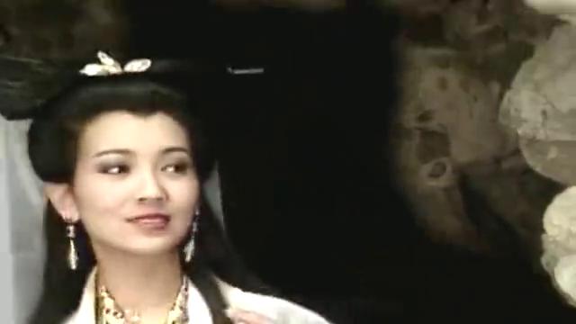新白娘子传奇:白素贞被关雷峰塔二十年,原来是法海泄露了天机