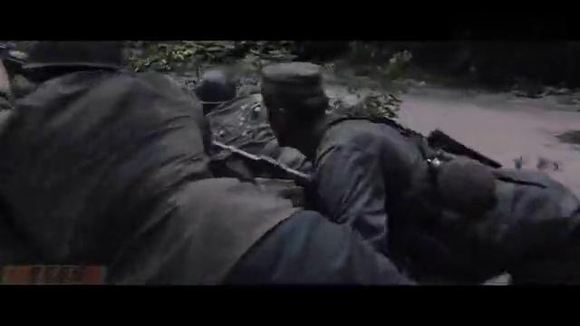 精彩二战电影:芬兰士兵血拼苏军,前苏联够狠够辣上来就揍,精彩