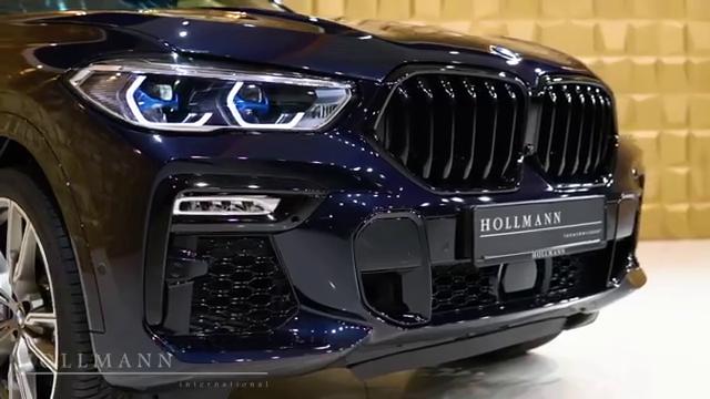 视频:2020款宝马X6M50i鉴赏,非常豪华!