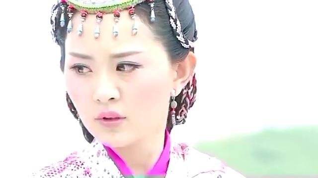 隋唐英雄4:薛丁山被薛仁贵处罚,樊梨花前来替他求情,真是感人