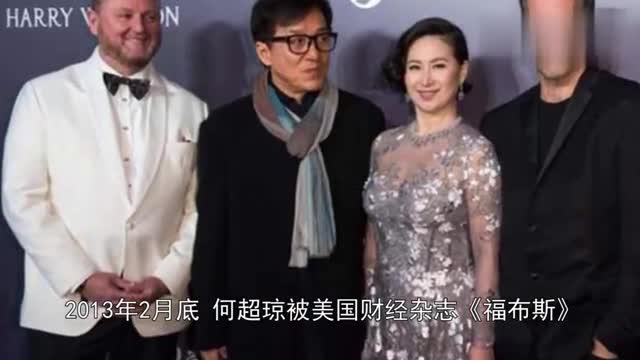 中国最美女富豪,身价千亿豪车傍身,今55岁却没人敢娶
